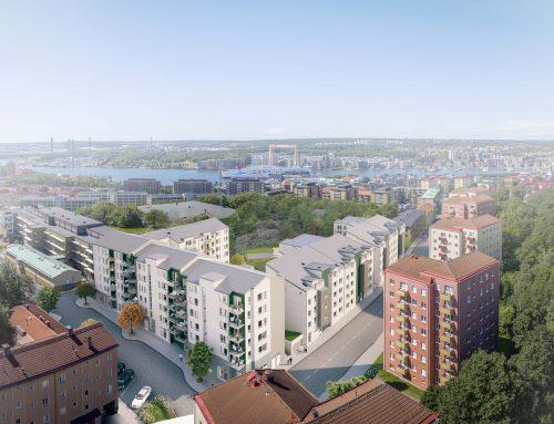 Publicering lägenheterna Gråberget