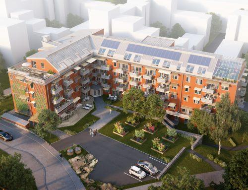 P4 Göteborg gör inslag om Riksdalersgatan