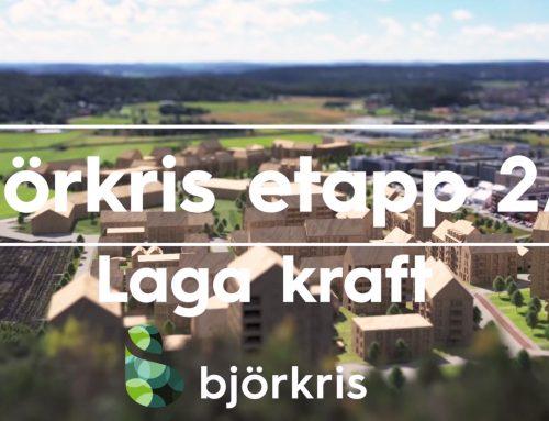 Informationsfilm om Björkris II